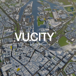 Screen grab of VuCity
