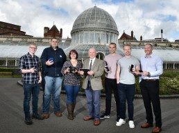 Companies taking part in Amazing Spaces, Smart Places pilot projects in Belfast parks