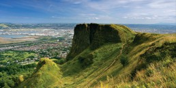 Cave Hill in Belfast