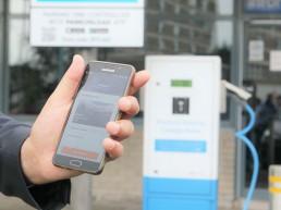ParkUnload app