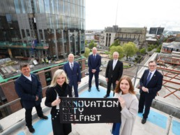 Innovation City Belfast Board members
